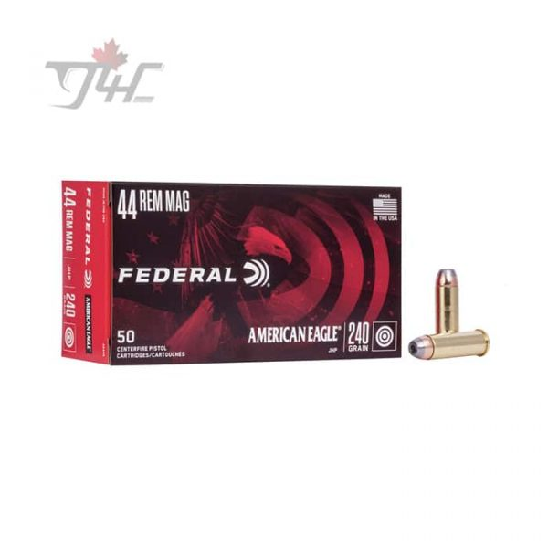 Fed. American Eagle .44MAG 240gr. JHP 50rds