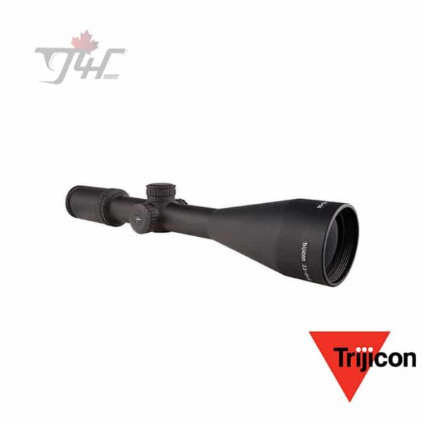 Trijicon AccuPower (RS22-C-1900017) 2.5-10x56 MIL-Square Green LED Crosshair 30mm Tube