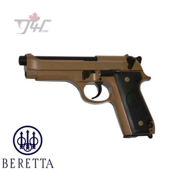Beretta-92S-Italian-Police-Surplus-9mm-4.9-BRL-Tan
