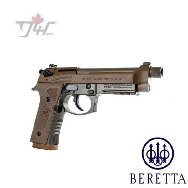 Beretta-M9A3-9mm-5-BRL-FDE