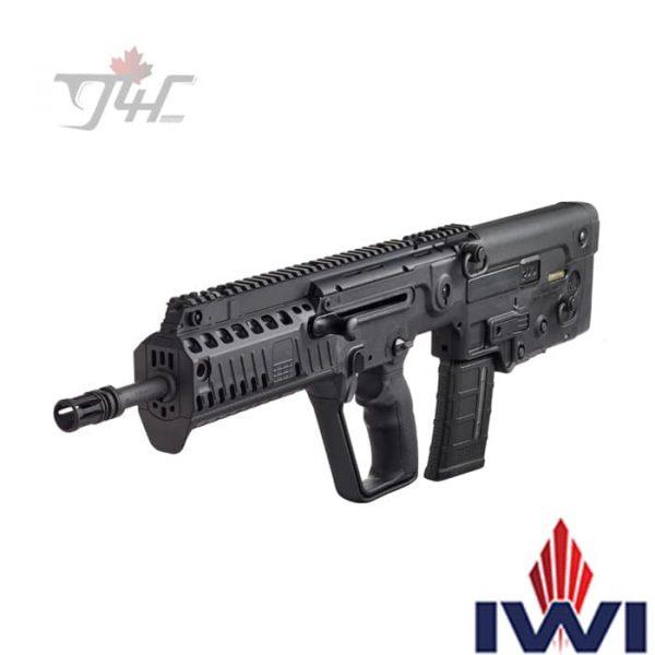 IWI-Tavor-X95-5.56NATO-18.6-BRL-Black