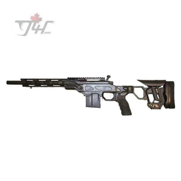 "Remington 700 SPS Tactical w/Cadex Field Strike Chassis .223REM 16.5"" Black"