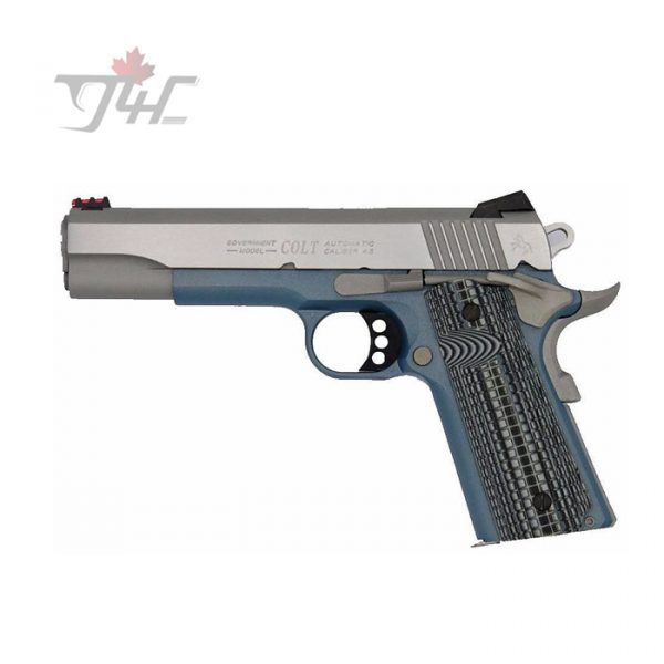 Colt 1911 Competition Titanium
