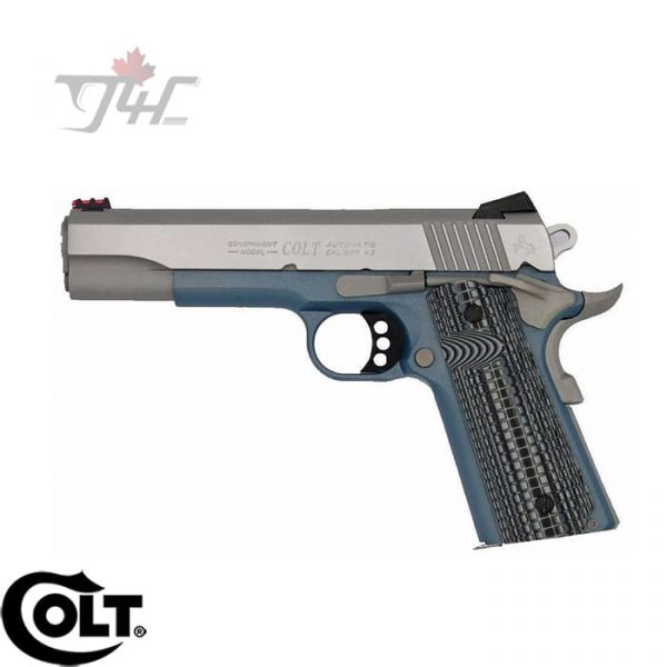 Colt-1911-Competition-Titanium-