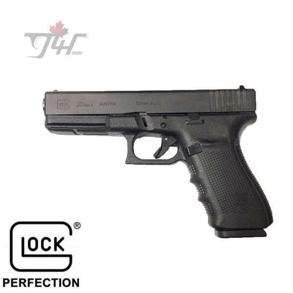 Glock-20-Gen4-FXD-10mm-4.6-brl-black