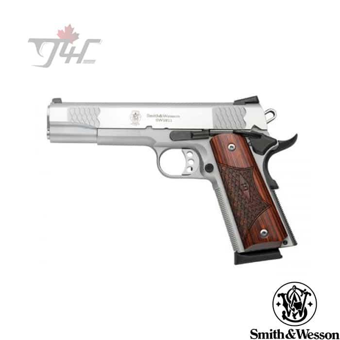 "Smith & Wesson 1911 E-Series .45ACP 5"" BRL"