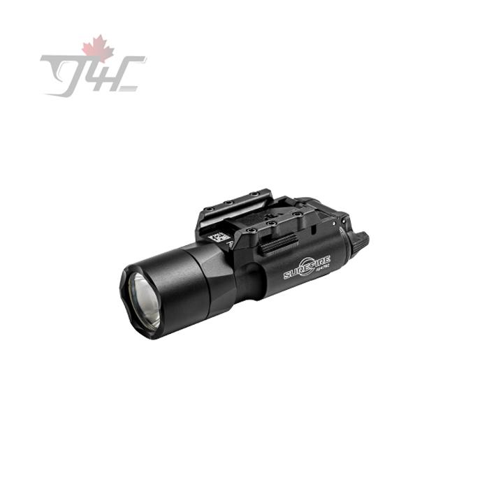 Surefire X300U-A 1000Lumens LED Handgun Light with Rail-Lock® Mounting System Black