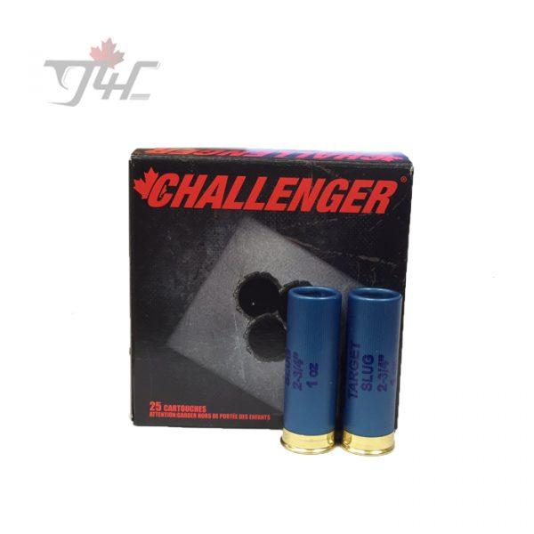 Challenger 12Gauge Rifled Slug