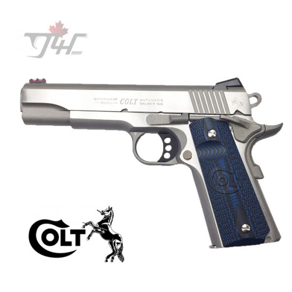 "Colt 1911 Competition 9mm 5"" BRL STS"
