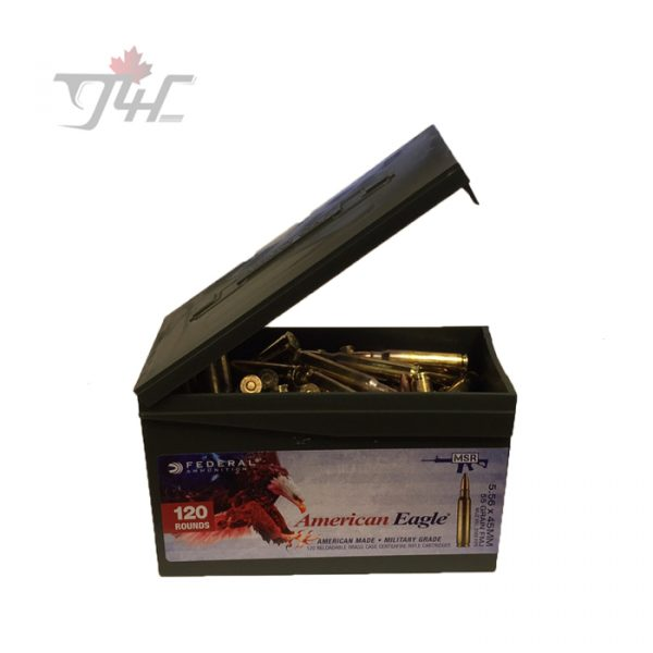 Fed. American Eagle 5.56x45mm MSR
