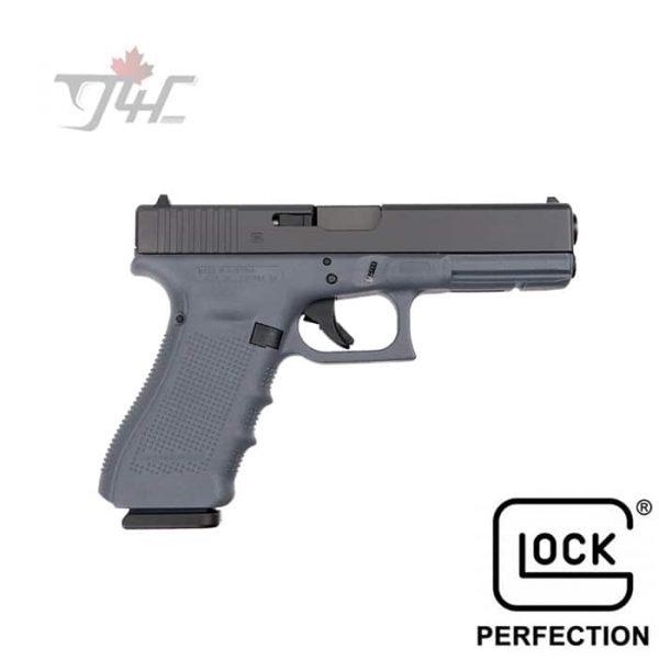 GLOCK-17-GEN4-GREY-FXD-9X19MM-3MAG-10RD