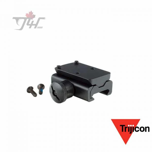 Trijicon (AC32006) RMR Weaver Rail Mount Adapter with Colt Thumb Screw