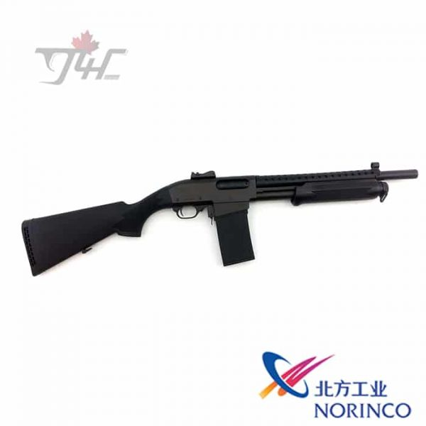 Norinco-Mag-Fed-12Gauge-15-BRL-Black