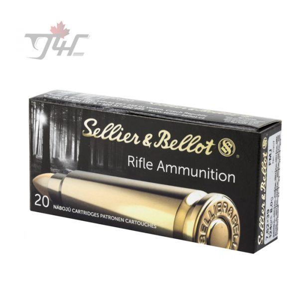 Sellier&Bellot 7.62x39mm 124gr. SP 20rds