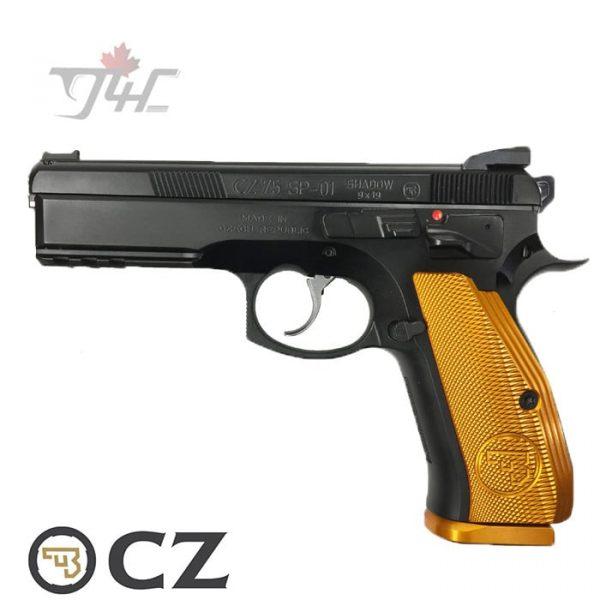 CZ-75-SP-01-Shadow-Orange-9mm-4.5-inch-BRL-Black-Orange
