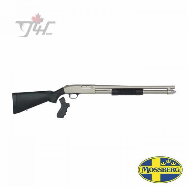 "Mossberg 590 Mariner 12Gauge 20"" BRL Marinecote/Black"