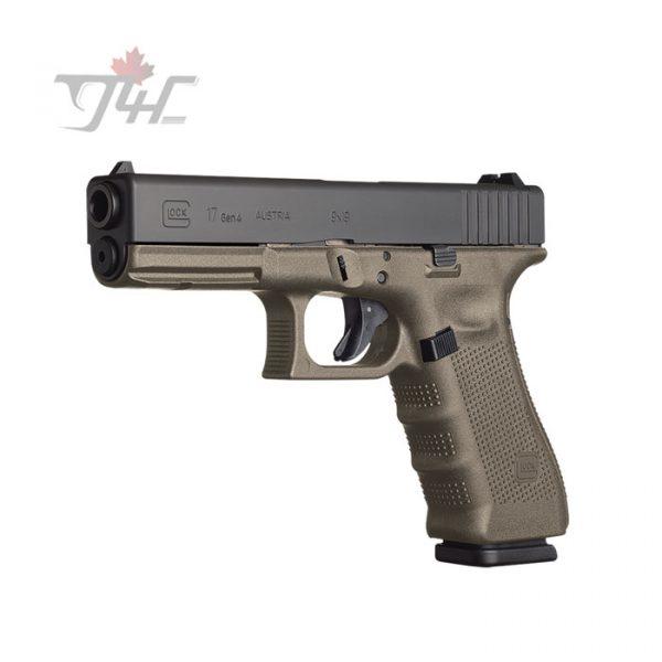 Glock 17 Gen4 MOS