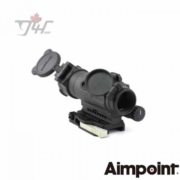 Aimpoint-CompM4S-2MOA-Red-Dot-with-Spacer-and-LRP-Mount