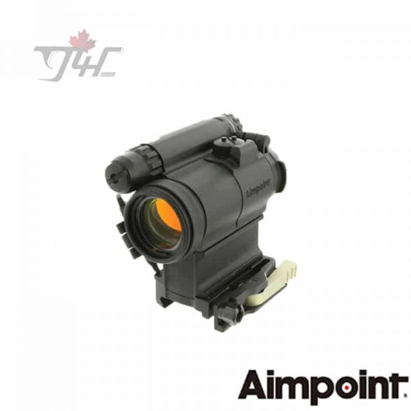 Aimpoint-CompM5-2MOA-Red-Dot-with-39mm-Spacer-and-LRP-Mount