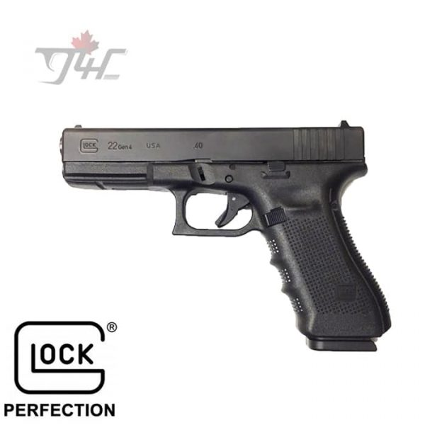 Glock-22-Gen4-FXD-.40S&W-4.5-inch-blr-black