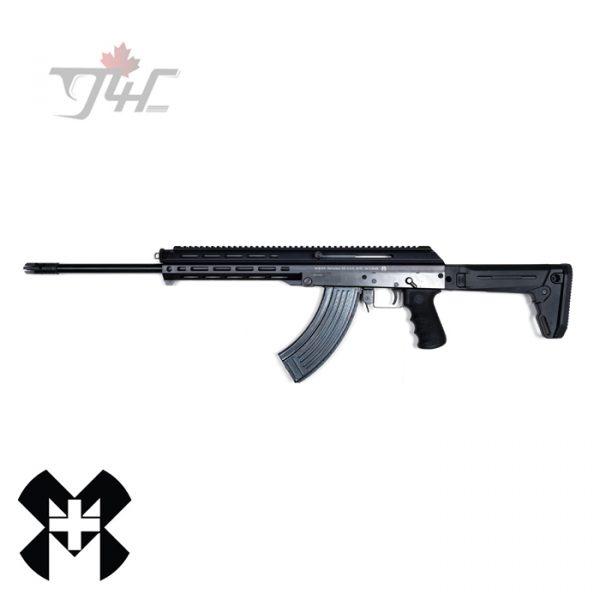 "M+M M10X-Z DMR 7.62x39mm 18.6"" BRL Black"