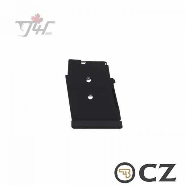 CZ-CZ455-452-512-.22LR-5rd-Polymer-Magazine