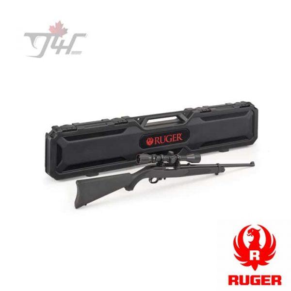 Ruger-10-22-Carbine-w-Weaver-Scope-2-1