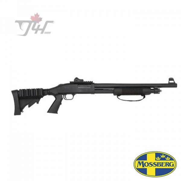 Mossberg 500 Tactical SPX 12Gauge 18.5″ Black