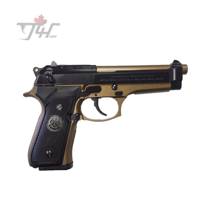 Beretta 92FS Burnt Bronze 9mm