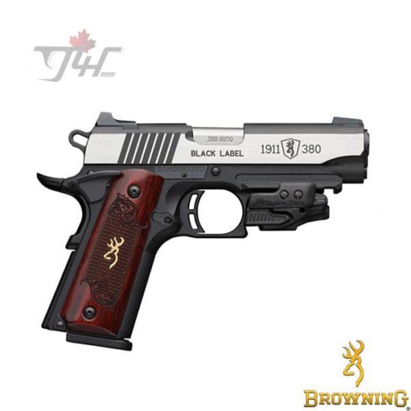 Browning-1911-380-Black-Label-Medallion-Laser