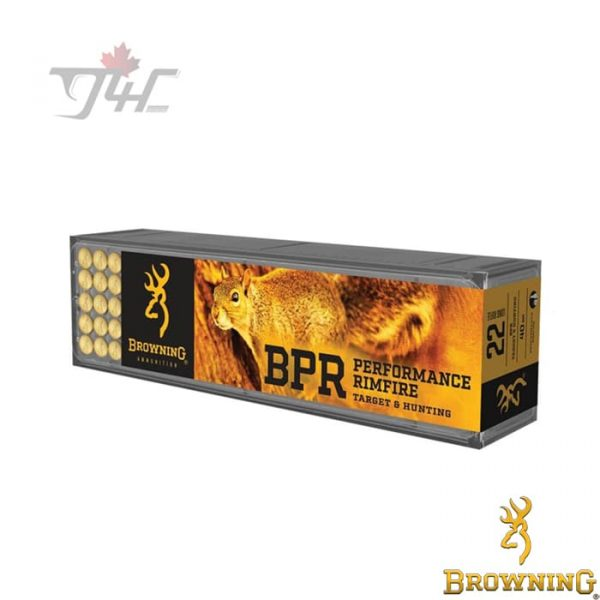 Browning-BPR-.22LR-Performance-Rimfire-40gr.-HP-100rds