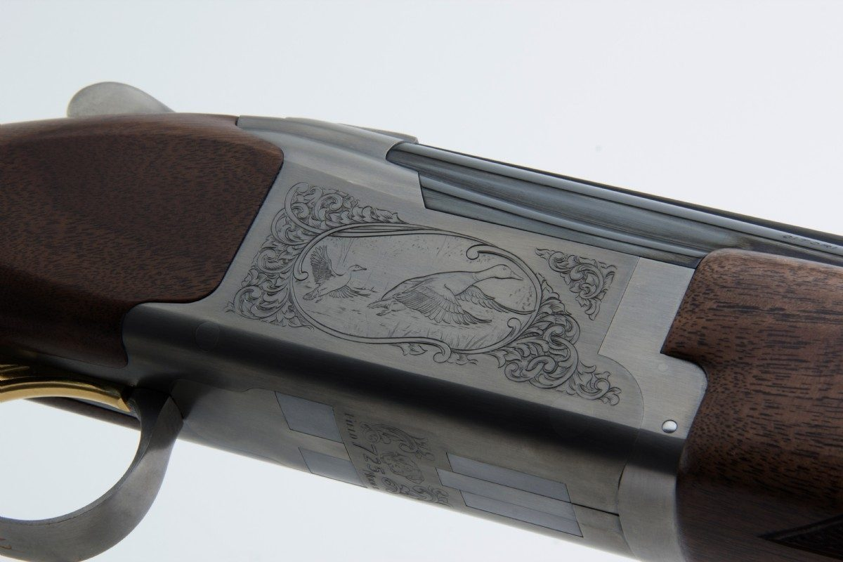 "Browning Citori 725 Field 12Gauge 28"" BRL Polished Blued/Walnut"