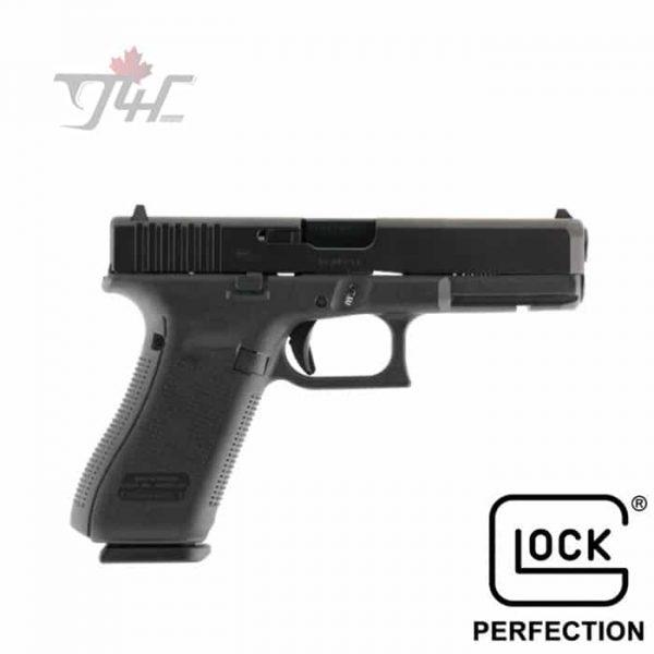 Glock-17-Gen5-9mm-4.5-BRL-Black