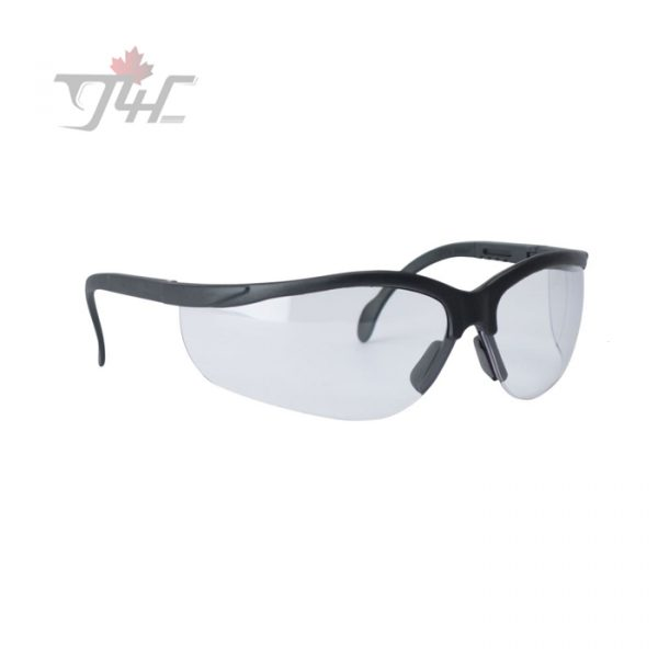 Walker's Impact Resistant Clear Lens Sport Glasses