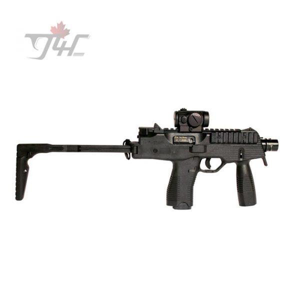 """B&T TP9-N w/Aimpoint Micro 9mm 5.11"""" BRL Black"""