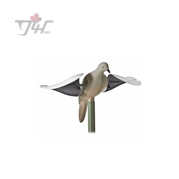 MOJO Outdoors Wind Dove Decoy, One Size