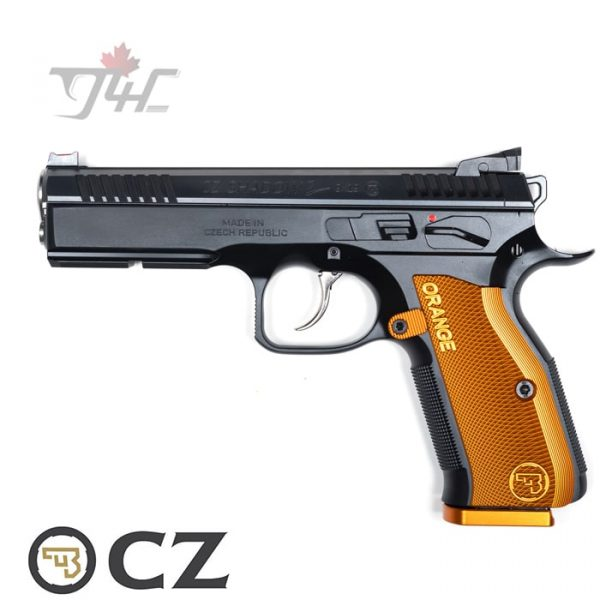 CZ-Shadow-2-Orange-9mm-4.9-BRL-Black-Orange