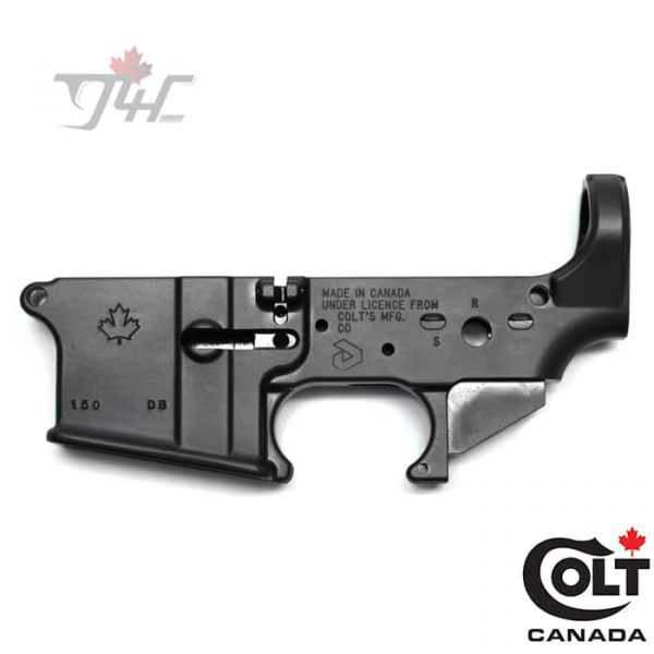 Colt-Canada-Diemaco-AR15-Stripped-Lower-Receiver-2