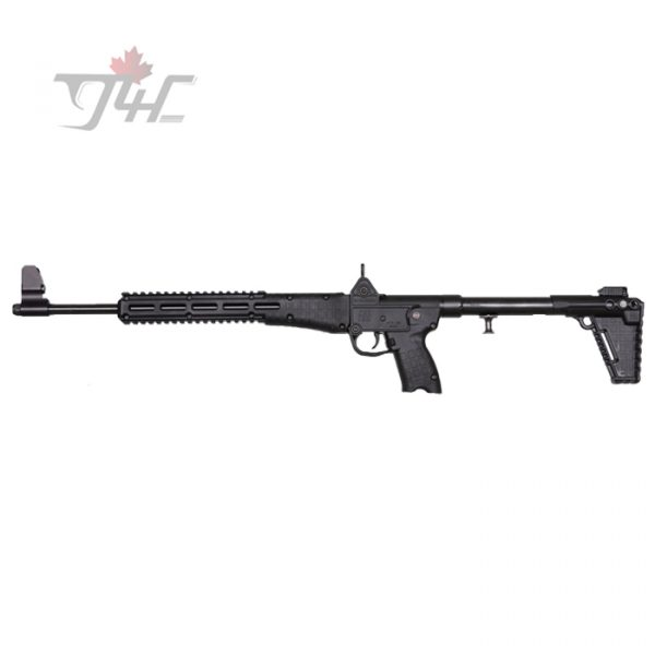 "Kel Tec Sub 2000 Gen2 9mm 18.5"" BRL Black"