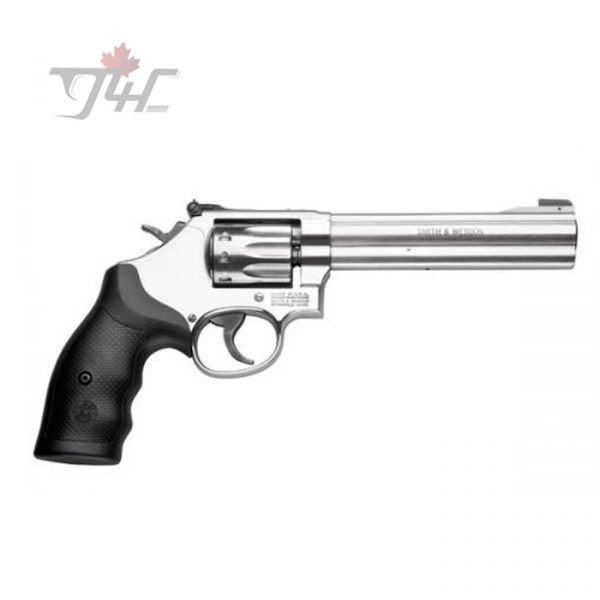 "Smith & Wesson 617 .22LR 6"" BRL STS"
