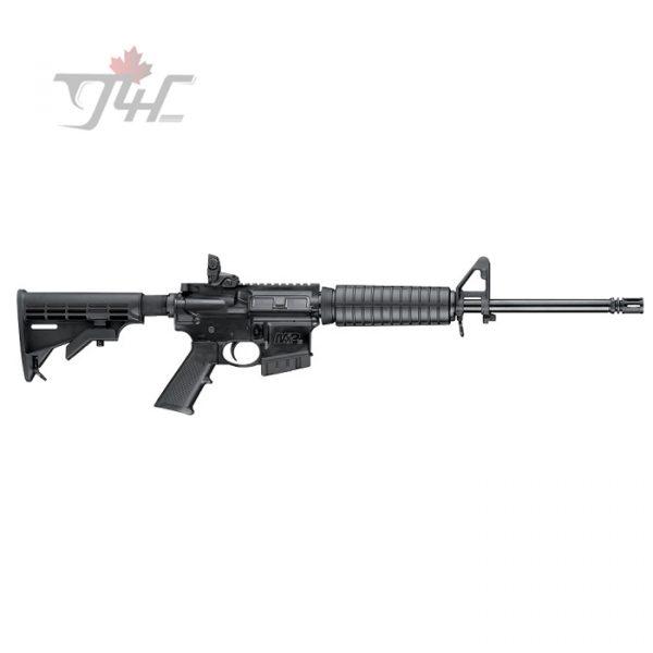"""Smith & Wesson M&P15 Sport II 5.56NATO 16"""" BRL Black"""