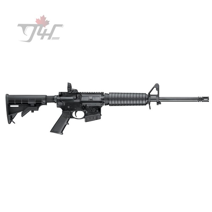 "Smith & Wesson M&P15 Sport II 5.56NATO 16"" BRL Black"