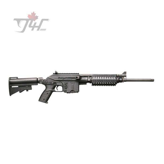 """Kel Tec SU16 Tactical .223REM 18.5"""" BRL Black"""