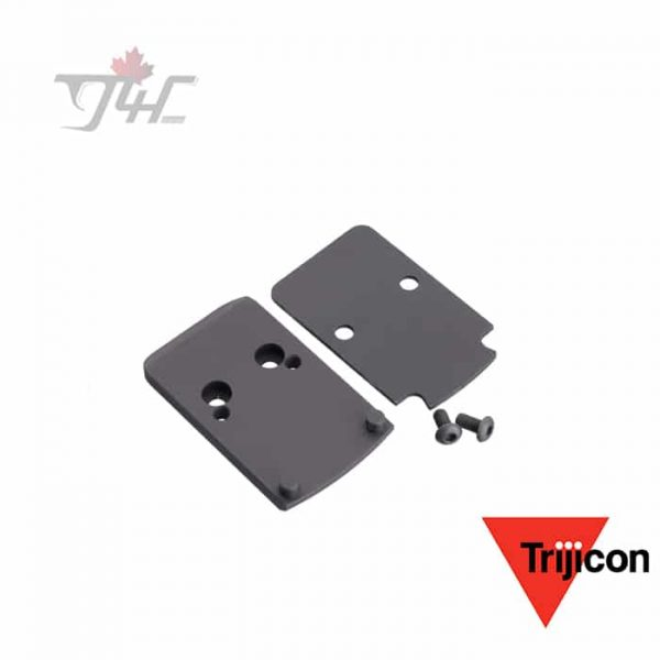 Trijicon (RM37) RMR/SRO Adapter Plate for Docter Mounts (MS10-MS16)