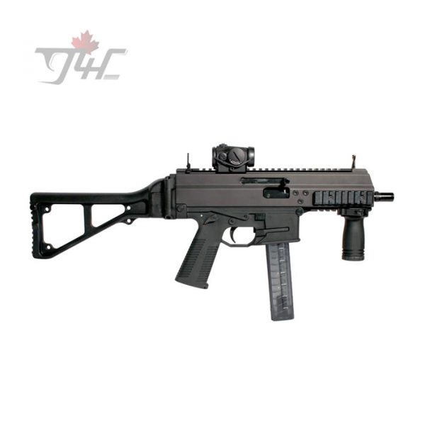 """B&T AG APC-9 9mm 6.9"""" BRL Black"""
