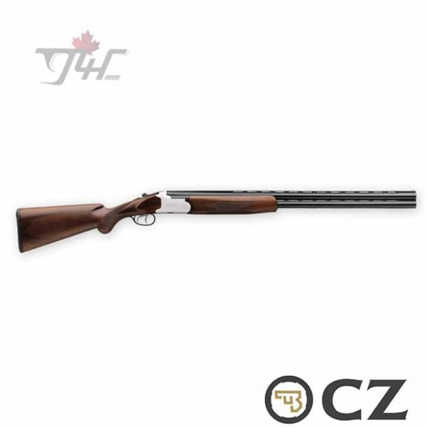 CZ-Mallard-12Gauge-30-BRL-Black-and-Wood