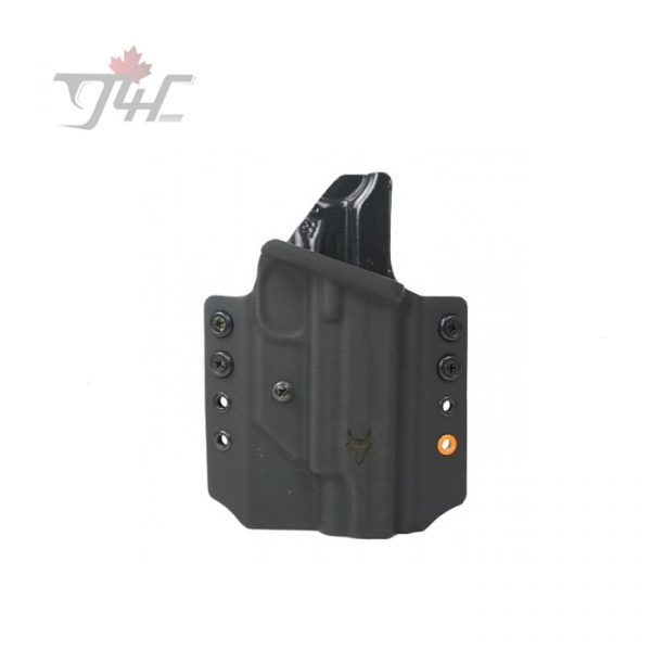 Gray Fox Strategic Gryphon Holster for Walther PPQ M2 Right Hand Black
