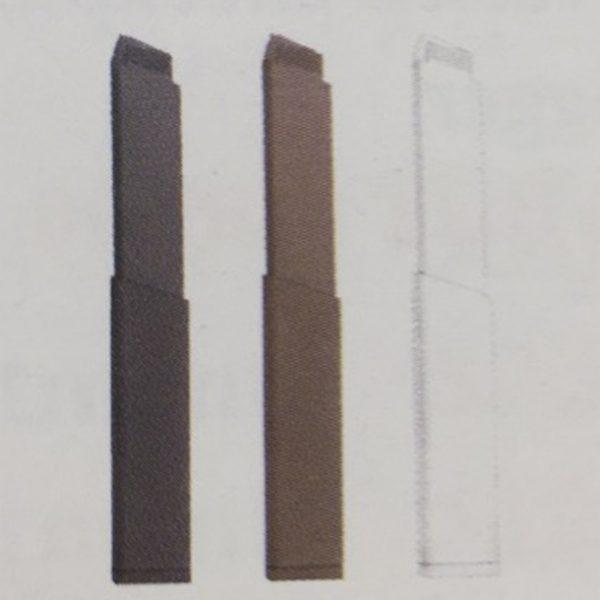 Kriss Vector Gen2 SBR/CRB .22LR 30rd Magazine Black/Alpine White/FDE