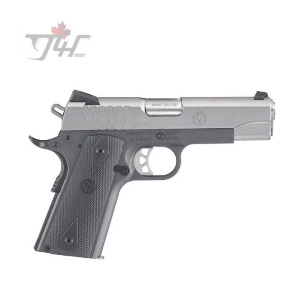 """Ruger SR1911 9mm 4.25"""" BRL STS"""