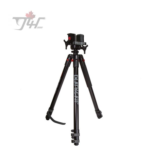 BOG Death Grip Clamping Tripod Black